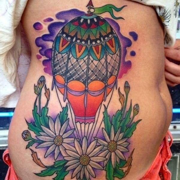 daisy-tattoo-9