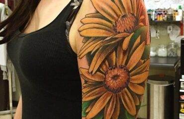 Amazing Daisy Tattoo Designs & Meanings