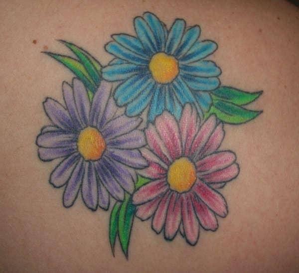 three-daisy