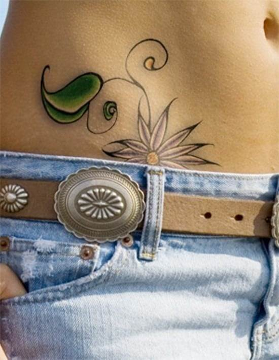daisy-tattoo-8
