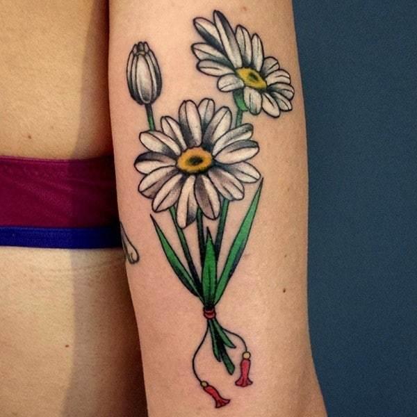daisy-tattoo-26
