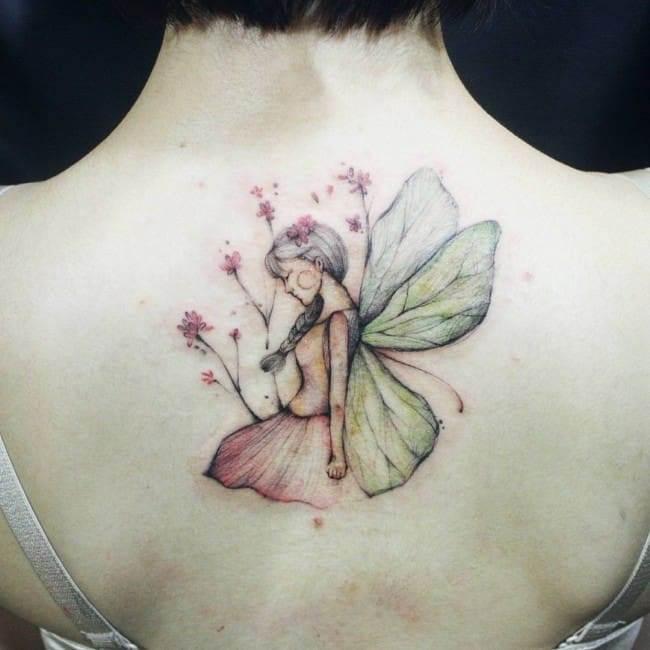 fairy tattoo 25