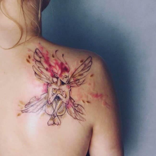 fairy tattoo 34
