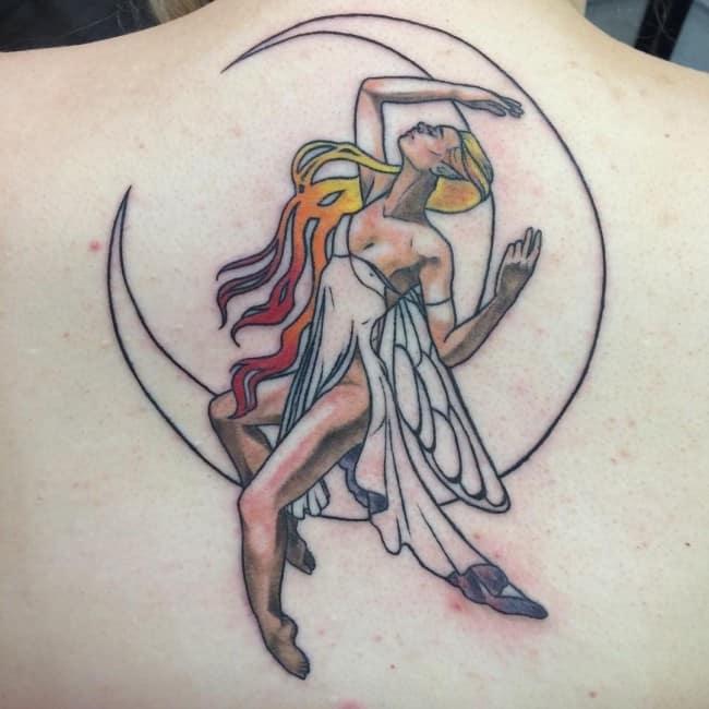 fairy tattoo 48