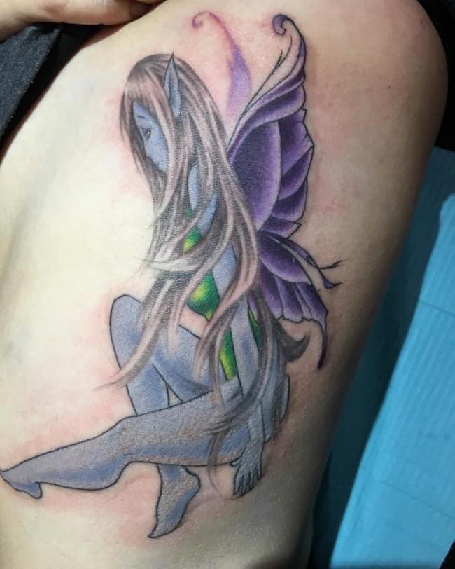 fairy tattoo 7