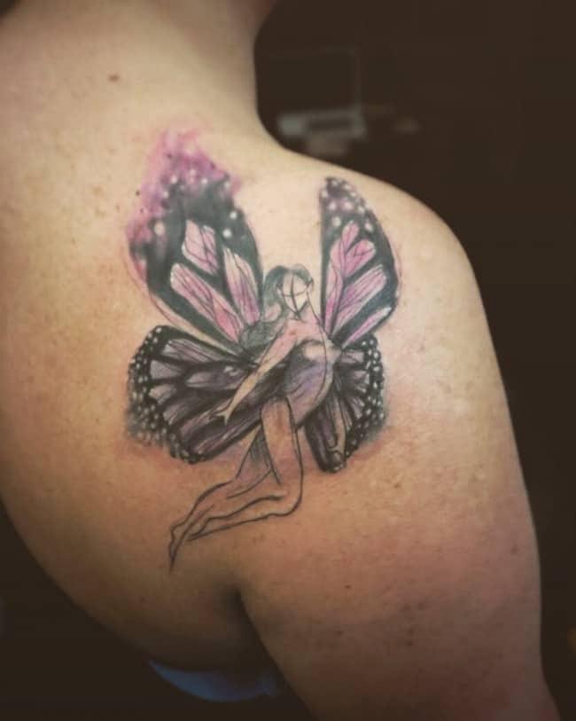 fairy tattoo 18