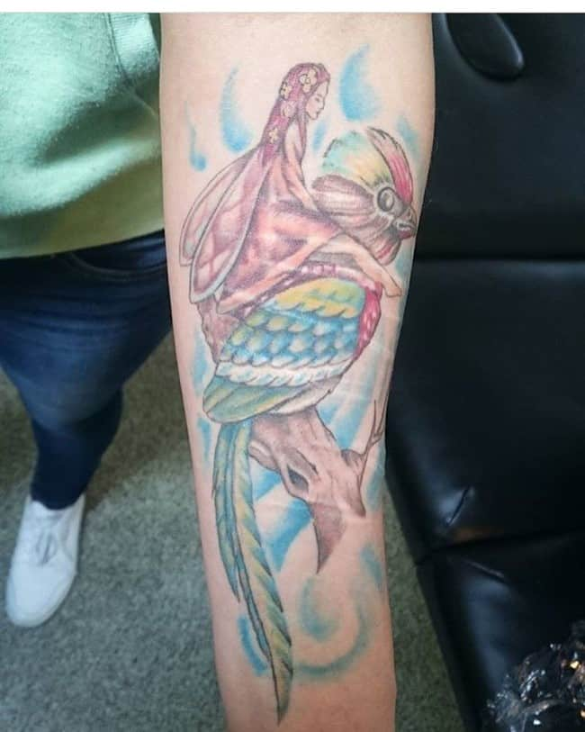 fairy tattoo 49