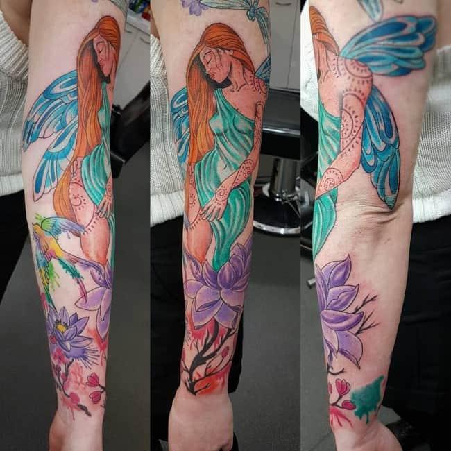 fairy tattoo 19