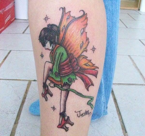 geisha-fairy-tattoo