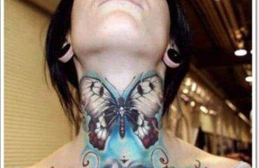 Attractive Butterfly Tattoos & Their Meanings