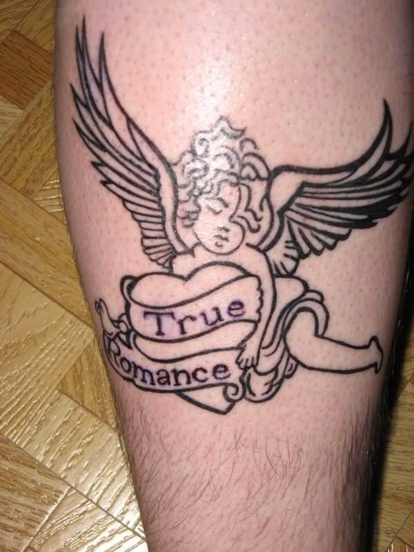 Women Tattoos Of Love For Men