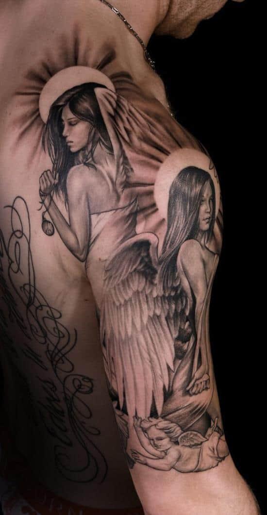 Angel-girls