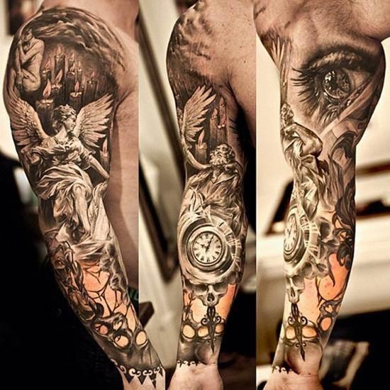 Guardian-Angel-tattoo