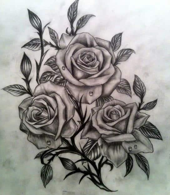 3D-Rose-Tattoo-Designs