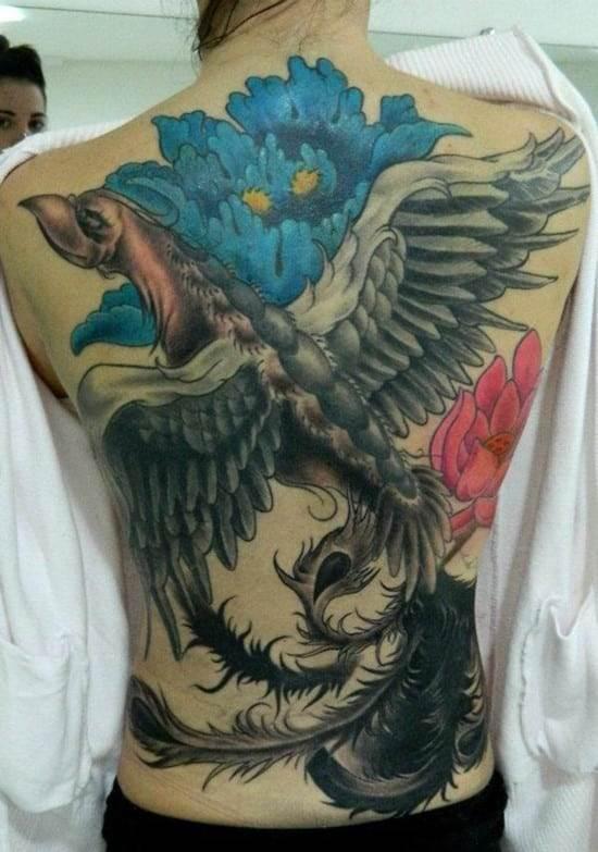 8-Phoenix-tattoo