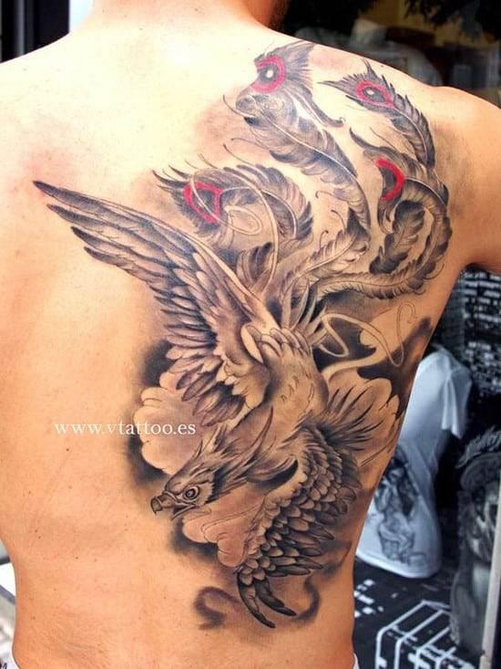 12-Phoenix-tattoo
