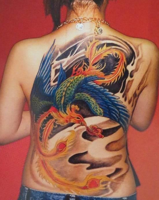 20-Phoenix-tattoo