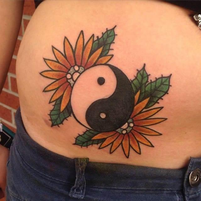 Yin-Yang-Tattoo (26)