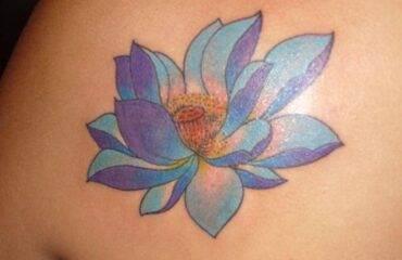 Elegant Lotus Flower Tattoos & Meanings