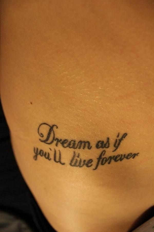 Quote Tattoos Tumblr