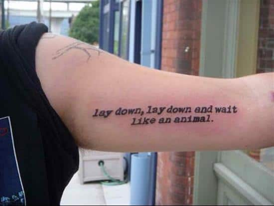 tattoo-quotes-lay-down-lay-down-and-wait-like-an-animal