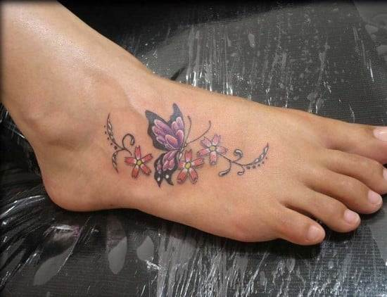 Small-Butterfly-Ankle-Tattoo-for-Women