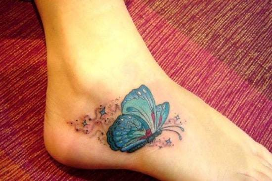 32-butterfly-ankle-tattoo