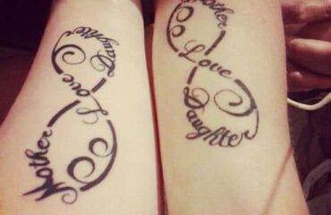 Adorable Mother Daughter Tattoos Ideas and Meanings