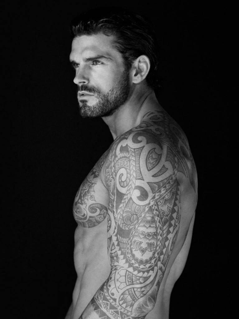 Mermaid Tattoo Designs.39