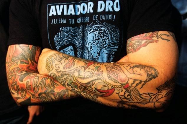 Mermaid Tattoo Designs.41