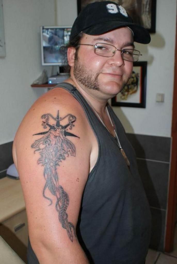Mermaid Tattoo Designs.44