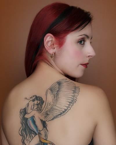 Beautiful Tattoos for Girls.14