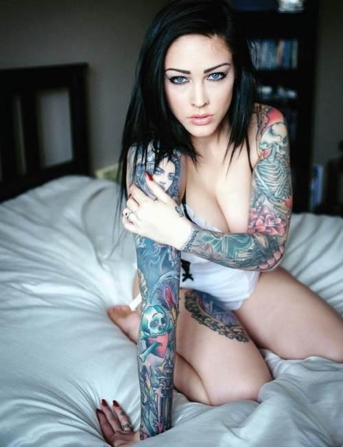 Beautiful Tattoos for Girls.16