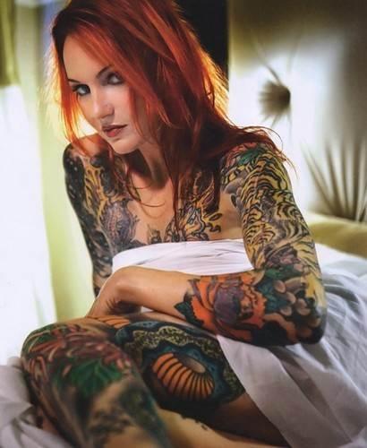 Beautiful Tattoos for Girls.21