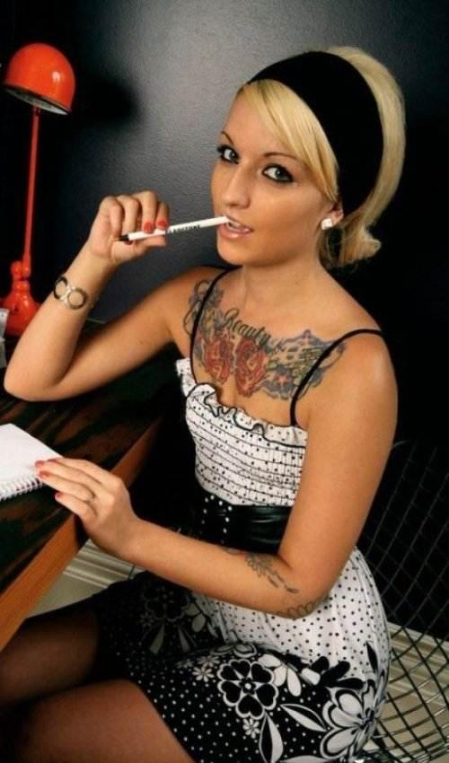 Beautiful Tattoos for Girls.27