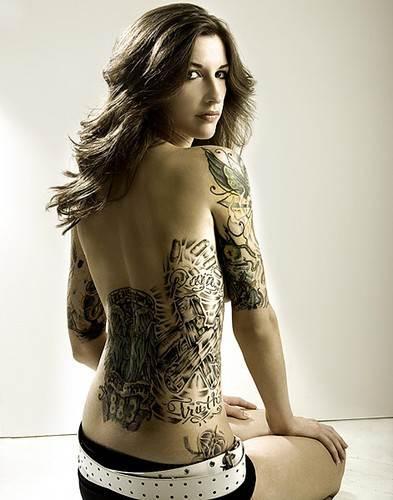 Beautiful Tattoos for Girls.42