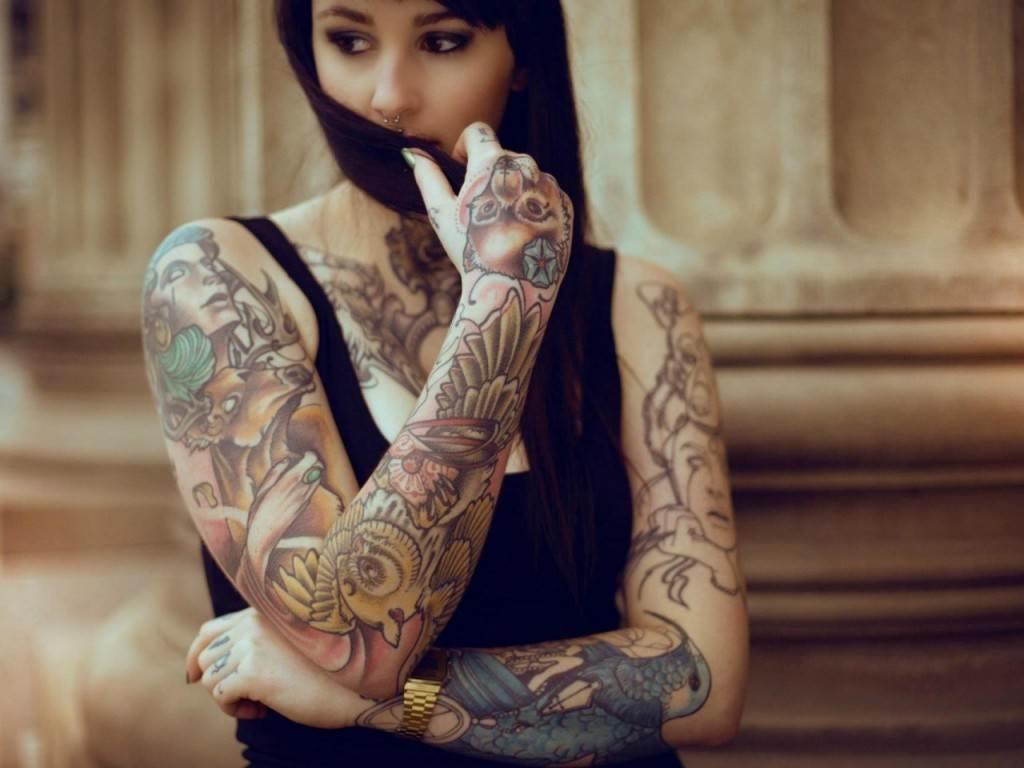 Beautiful Tattoos for Girls.65