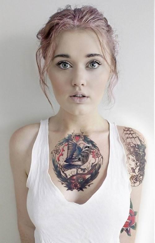 Beautiful Tattoos for Girls.87