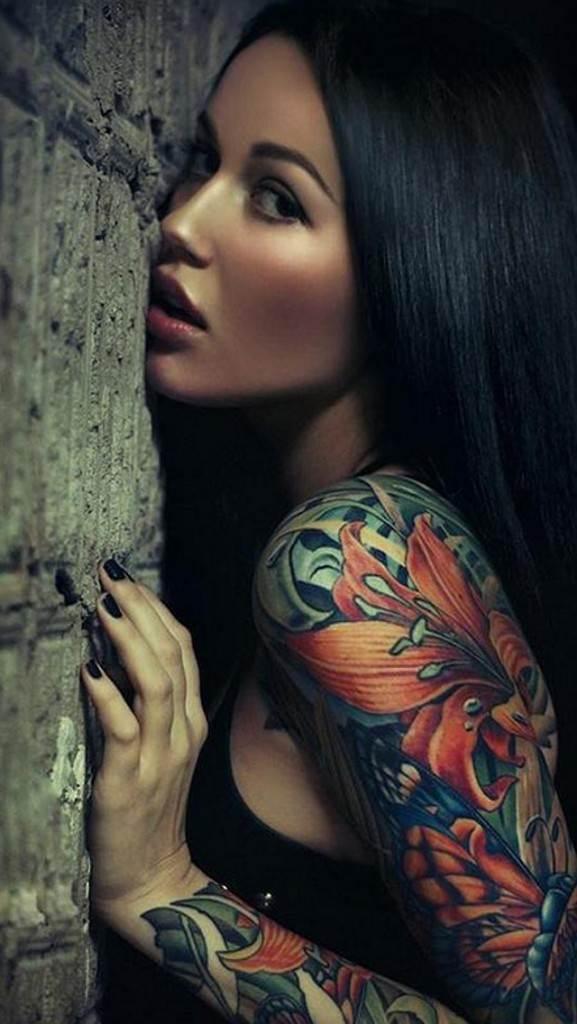 Beautiful Tattoos for Girls.8