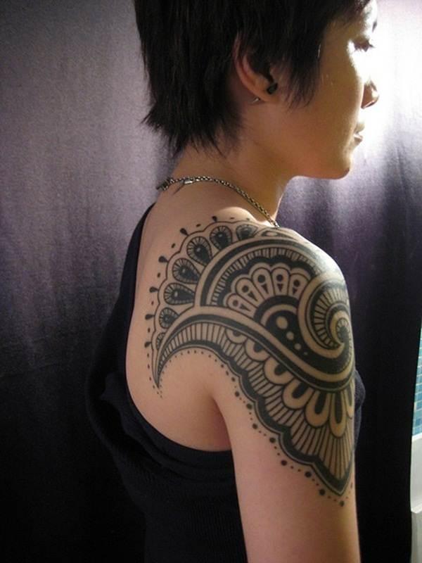 Tribal Tattoos for Women.6