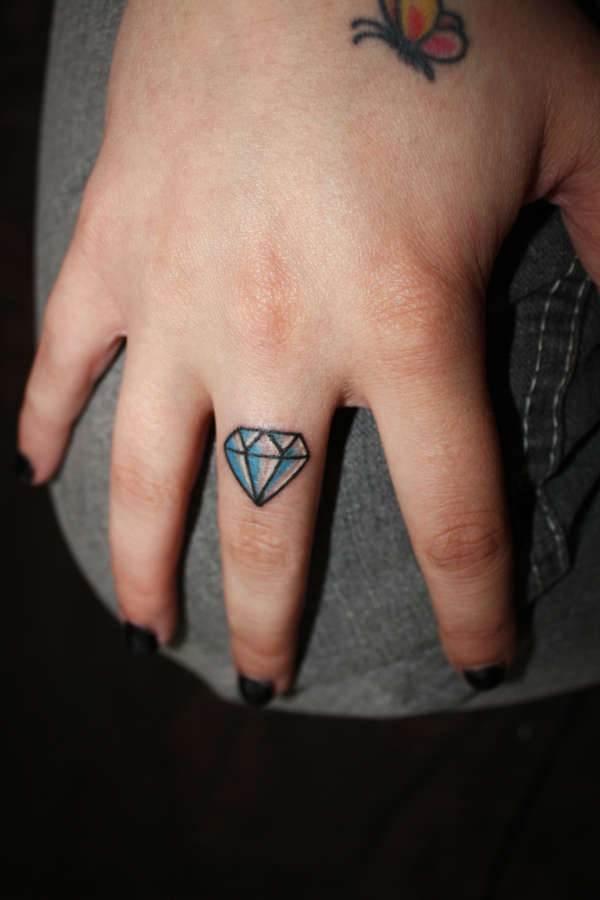Hand Tattoos for Women.36