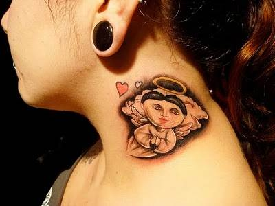 neck tattoos.12
