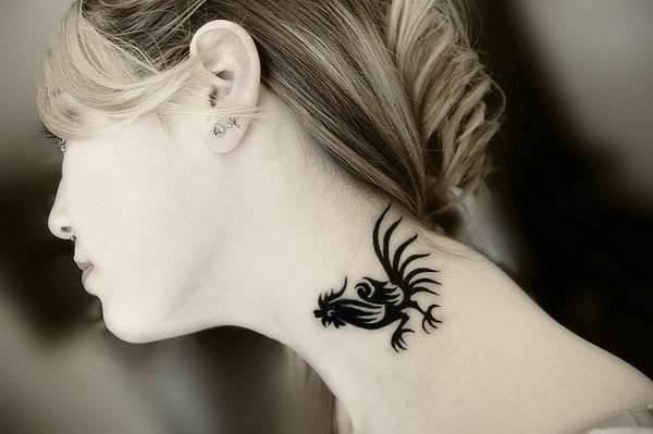 neck tattoos.21