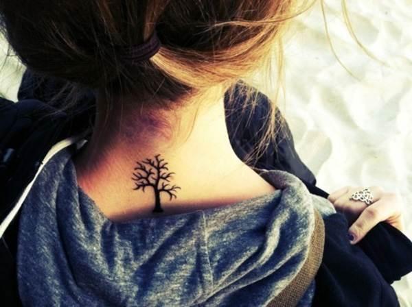 neck tattoos.39