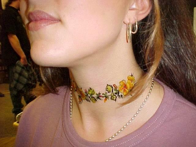 neck tattoos.67