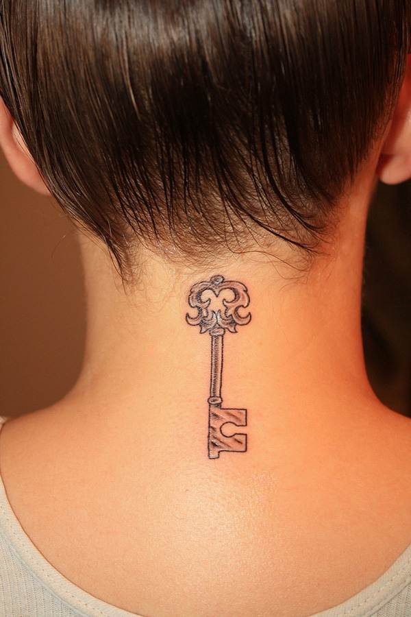 neck tattoos.69