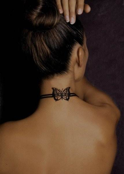 neck tattoos.7