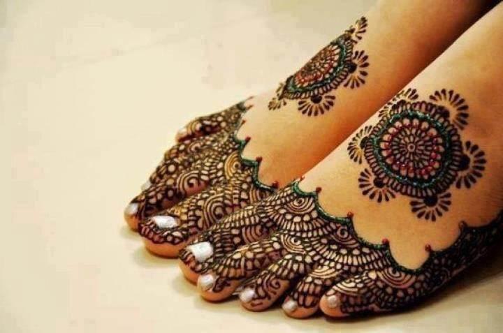hena lace tattoos