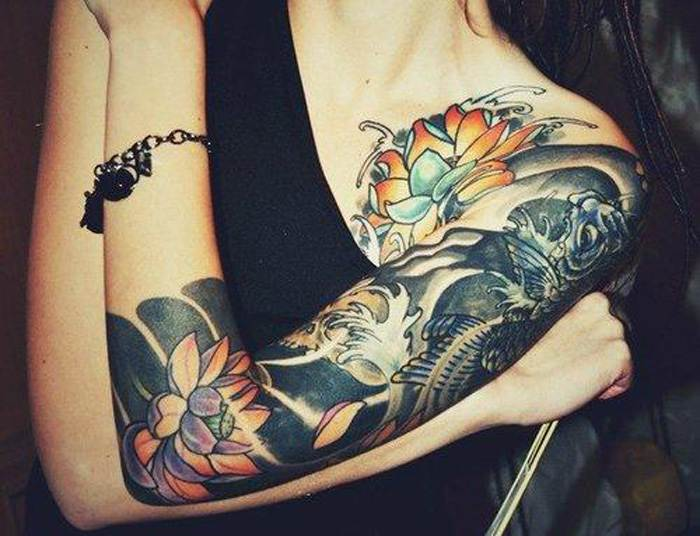 Tattoo Designs for Women in 2015.55