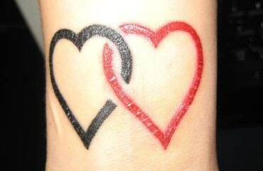 Heart Tattoos for Men And Women
